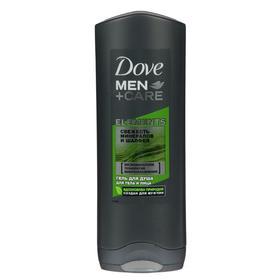 Гель для душа Dove Men Elements «Свежесть минералов и шалфея, 250 мл