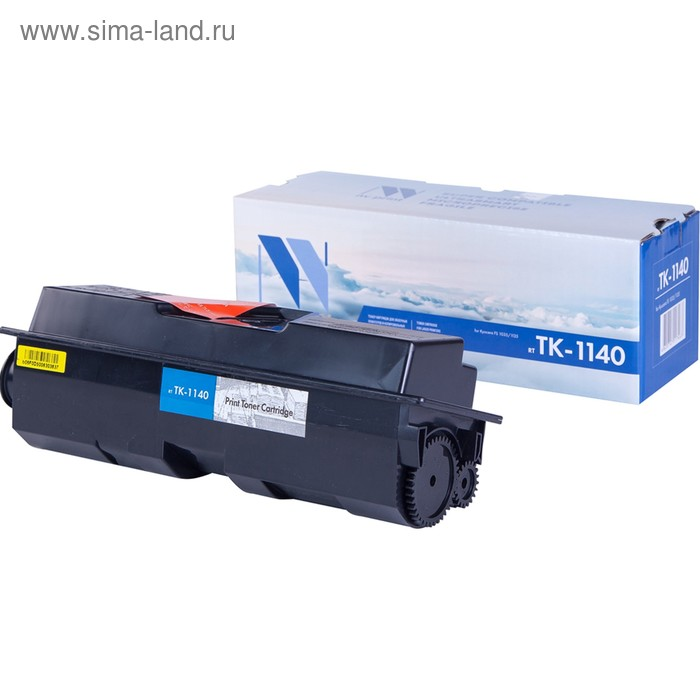 Картридж NVP NV-TK-1140, для Kyocera, 7200k, совместимый