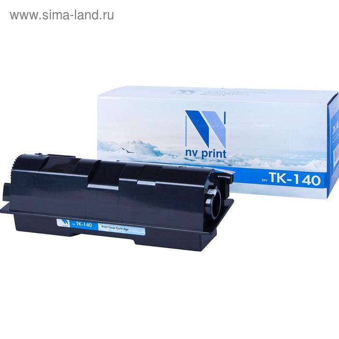 Картридж NVP NV-TK-140, для Kyocera, 4000k, совместимый