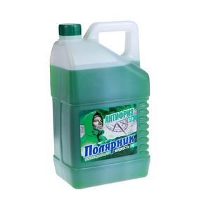 Антифриз Полярник - 40, зеленый, 5 кг Ош