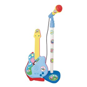 Музыкальная игрушка Микрофон с Гитарой «Премьера»