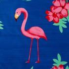 Постельное бельё «Экономь и Я» Фламинго (вид 2) 2 сп. 175×215 см, 200×220 см, 50×70 см - 2 шт, микрофайбер, 75 г/м² - Фото 3