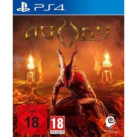 Игра для Sony PlayStation 4 Agony Ош