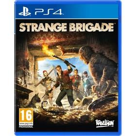 Игра для Sony PlayStation 4 Strange Brigade, стандартное издание Ош