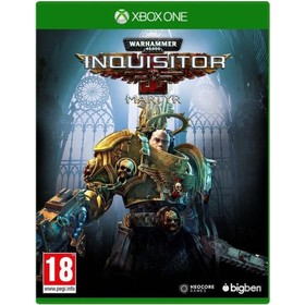 Игра для Xbox One Warhammer 40,000: Inquisitor - Martyr. Standard Edition
