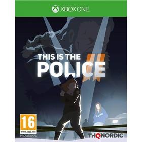 Игра для Xbox One This is Police 2. Стандартное издание Ош