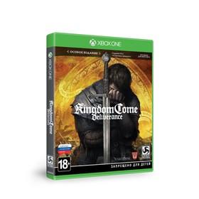 Игра для Xbox One Kingdom Come: Deliverance Особое издание