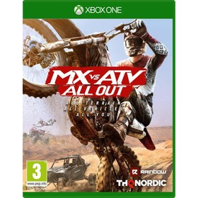 Игра для Xbox One MX vs ATV All Out