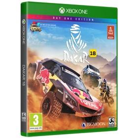 Игра для Xbox One Dakar 18. Издание первого дня Ош