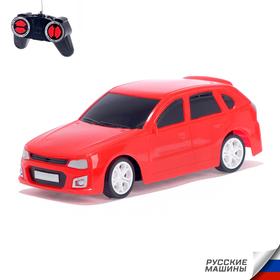 Машина радиоуправляемая «RUS Авто - Классика», цвет красный Ош