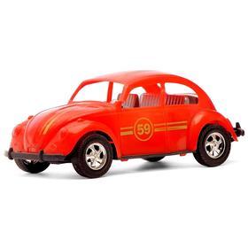 Машина инерционная «Ретро», цвета МИКС Ош