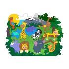 Деревянная мозаика-раскраска «Африка» - Фото 4