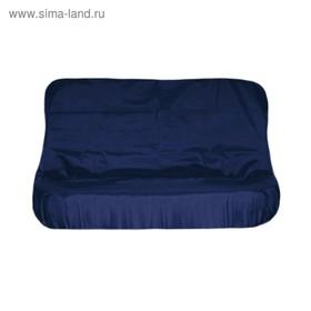 Чехол грязезащитный на заднее сиденье Tplus для УАЗ ПАТРИОТ, синий (T014058) Ош