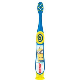 Детская зубная щётка Colgate «Миньоны», от 2 лет, цвет МИКС