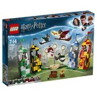 Конструктор Lego «Гарри Поттер. Матч по квиддичу», 500 деталей