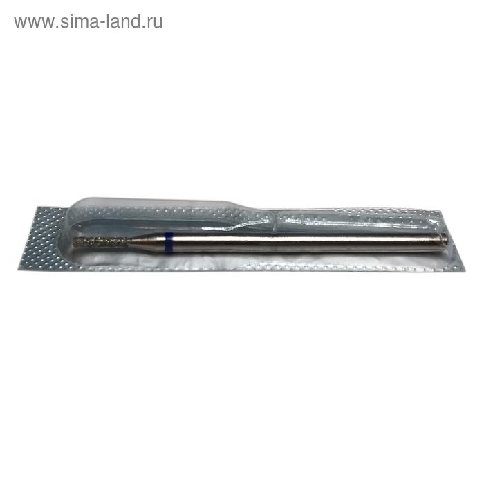 Фреза JessNail алмазная (цилиндрическая) 107.060.012, средняя