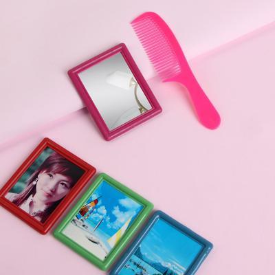 Набор парикмахерский, 2 предмета, цвет МИКС - Фото 1