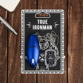 Набор 'True ironman', жетон, брелок-мультитул Ош