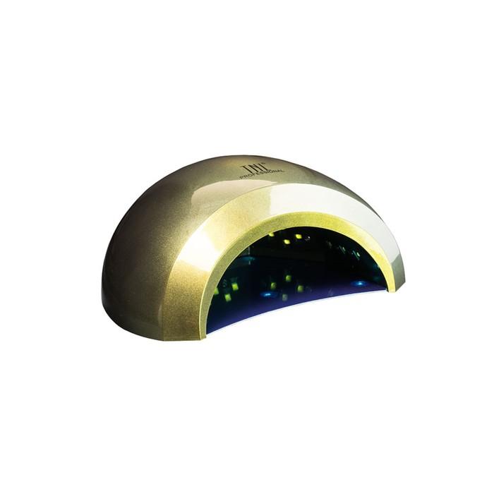 Лампа для гель-лака TNL L48-02, UV/LED, 48 Вт, 24 диода, таймер 10/30/60 сек, хам. Фисташк.