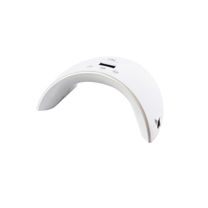 Лампа для гель-лака TNL Sense, UV/LED, 36 Вт, 5 диодов, таймер 30/60/90 сек, белая