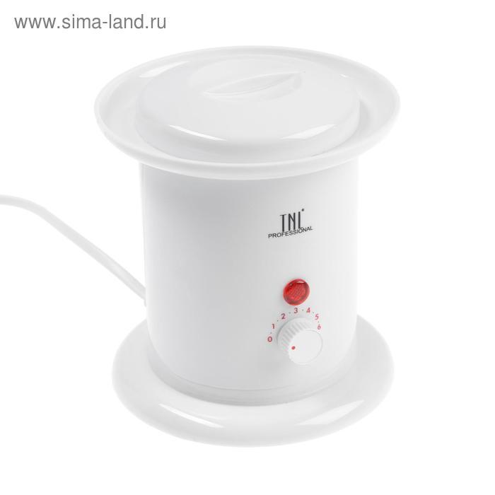 Воскоплав баночный TNL 3-003w, 40 Вт, 35-100 С, 300 мл, белый