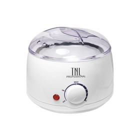 Воскоплав TNL wax 100, баночный 100 Вт, 400 мл, 35-100 ºС, белый Ош