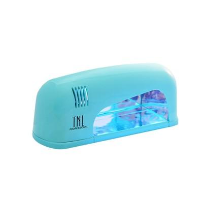 Лампа для гель-лака TNL, UV, 9 Вт, голубая