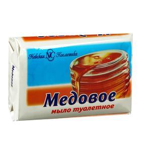 Мыло туалетное Невская косметика «Медовое», 90 г