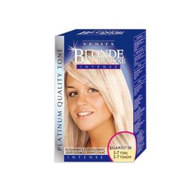 Осветлитель для волос Venita Blonde De Luxe Intense, осветление до 5-7 тонов