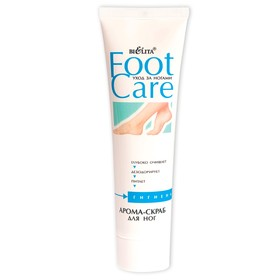 Арома-скраб для ног Bielita Foot Care, 100 мл