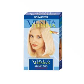 Осветлитель для волос Venita Henna Белая Хна, осветление на 5-6 тонов
