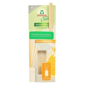 Освежитель воздуха Frosch «Апельсин», на основе масел, запасная упаковка, 90 мл