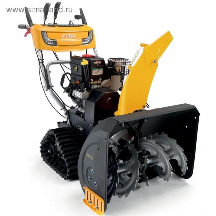 Снегоуборщик STIGA ST 5266 PB TRAC, бензиновый, 5/8 кВт/л.с., 6/2, 66/51 см, электростарт