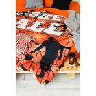 Постельное бельё Этель «Баскетбол», 2-сп., 175 × 215 см, 200 × 220 см, 70 × 70 см (2 шт.), хлопок 100 % - Фото 10