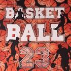 Постельное бельё Этель «Баскетбол», 2-сп., 175 × 215 см, 200 × 220 см, 70 × 70 см (2 шт.), хлопок 100 % - Фото 3