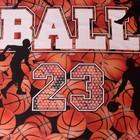 Постельное бельё Этель «Баскетбол», 2-сп., 175 × 215 см, 200 × 220 см, 70 × 70 см (2 шт.), хлопок 100 % - Фото 5