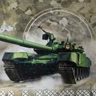 Постельное бельё Этель Military, 2-сп., 175 × 215 см, 200 × 220 см, 70 × 70 см (2 шт.) - Фото 4