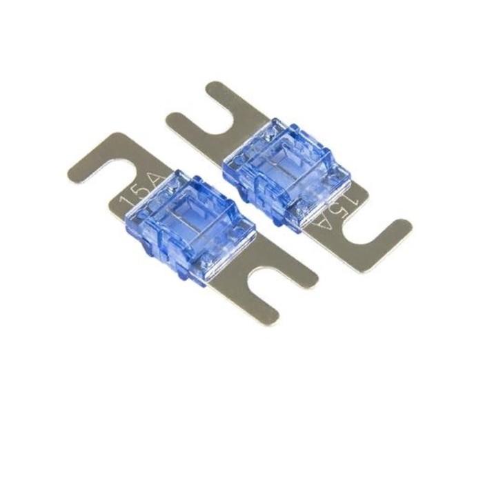 15А предохранитель mini ANL-типа AURA FML-N015, набор 2 шт