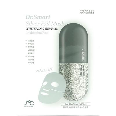 Маска для ровного цвета лица и молодости кожи Dr.Smart by Angel Key - Фото 1