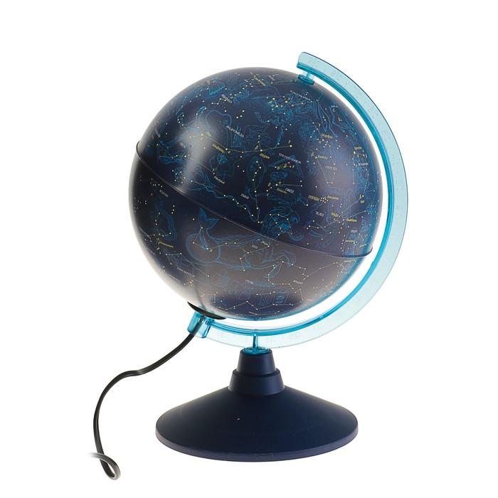 Глобус Звёздного неба Классик Евро, диаметр 210 мм, с подсветкой