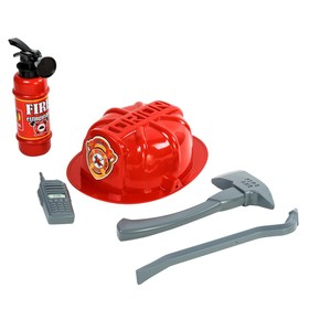 Игровой набор пожарного