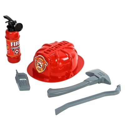 Игровой набор пожарного - Фото 1