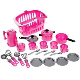 Набор посуды «Ириска 8», МИКС