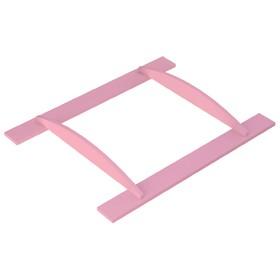 Рамка на пеленальный комод  Polini kids Disney baby 5090 «Минни Маус-Фея», розовая Ош