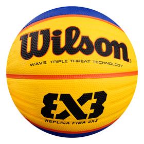 Мяч баскетбольный WILSON FIBA3x3 Replica, WTB1033XB, размер 6