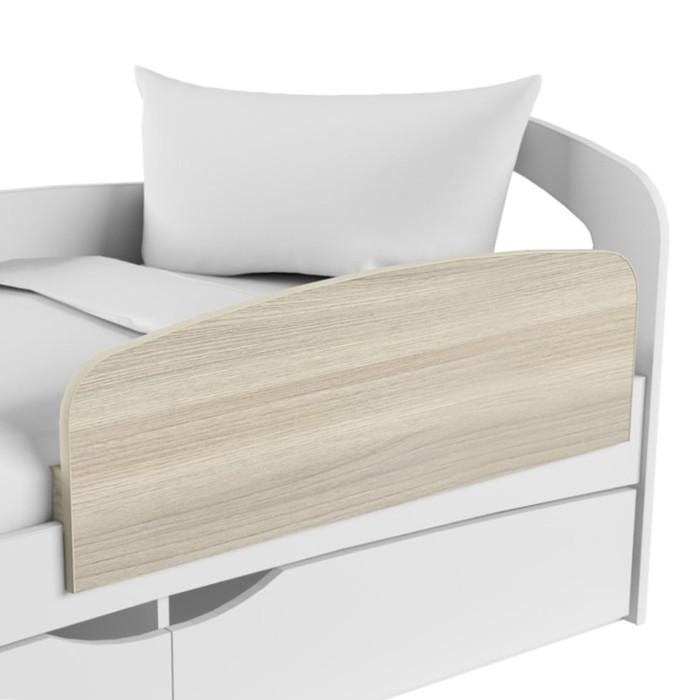 Бортик для кровати съемный Твист-1, 900х50х300, Ясень шимо светлый