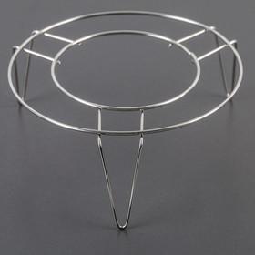 Подставка для водяной бани, d=16 см Ош