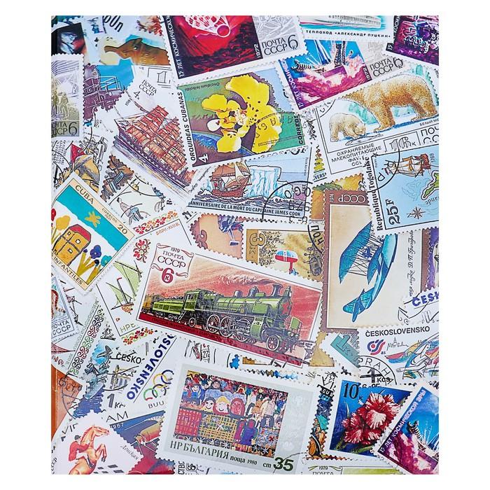Альбом (кляссер) для марок Calligrata, ламинированный картон