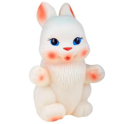 Резиновая игрушка «Заяц Русачок» - Фото 1
