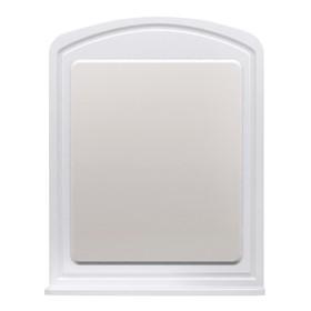 Зеркало Прованс 65 Белый глянец